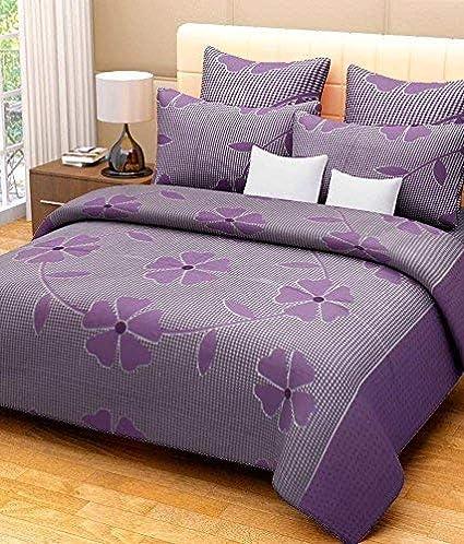Generic Home Designs Cotton Reversible Single Dohar/Quilt Cover (60X90, Multicolour)
