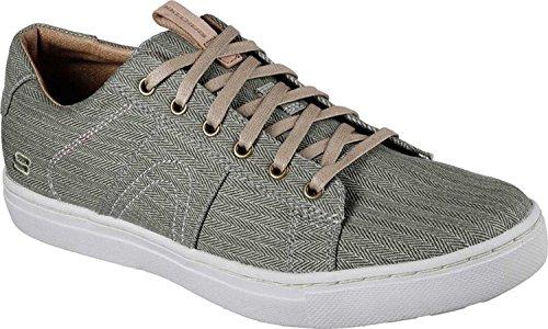 Skechers Men's Alven Manto Sneaker,Olive,US 10.5 M