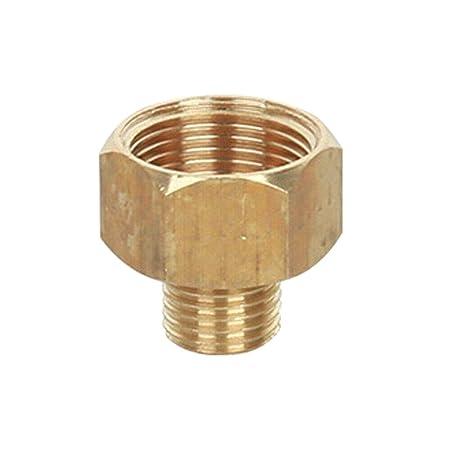 iMiMi Conector de Lavadora a presión, 1 Pieza de 22 mm Macho ...