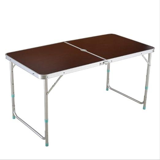 Kids Picnic Table Heavy Duty Portable Plegable Mesa Rectangular ...