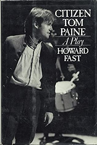 book cover of Citizen Tom Paine