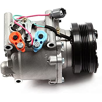 A//C Compressor-TRS090 Compressor Assembly UAC CO 3057AC