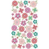 Sticko Flower Tropics Stickers