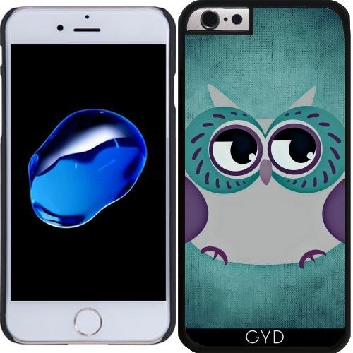 Coque pour Iphone 6 Plus (5,5'') - Hibou by WonderfulDreamPicture