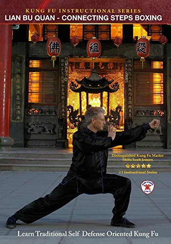 Lian Bu - Connecting Steps -