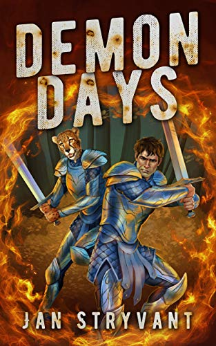 Demon Days (The Valens Legacy Book 12) (Times Valen)