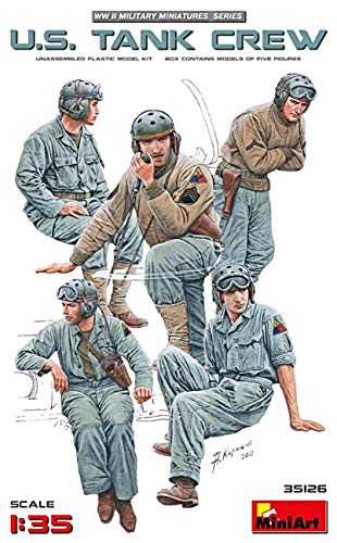 MiniArt U.S. Tank Crew