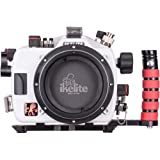 Ikelite 200DL 200' Underwater Housing with Dry Lock Port Mount for Canon EOS 5D Mark III, 5D Mark IV, 5DS, 5DS R DSLR Cameras
