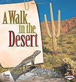 A Walk in the Desert, Rebecca L. Johnson, 1575051524