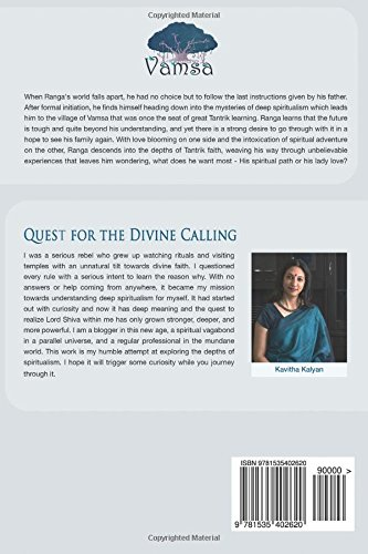 Vamsa: Quest for the Divine Calling