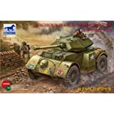 Staghound Mk III Armored Car 1-35 Hobby Boss by Bronco Models