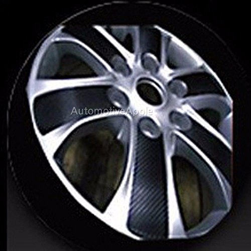AutomotiveApple Wheel Mask 4D Real Decal Sticker For Hyundai H1 i800 Starex
