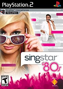 SingStar 80's (Stand Alone) - PlayStation 2