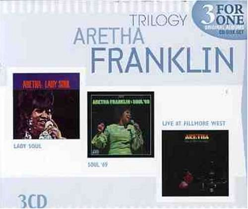 Lady Soul/Soul 69/Live at the Fillmore West (Aretha Franklin Aretha Live At Fillmore West)