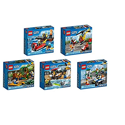 LEGO City Super Pack 66559 - Target Exclusive 5pk: Toys & Games