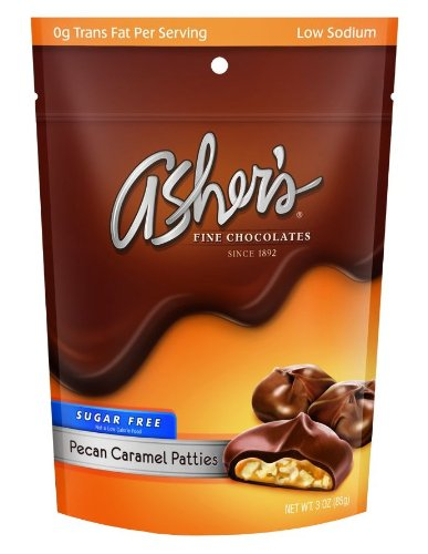 - Asher's Sugar Free Chocolate Pretzel Bites