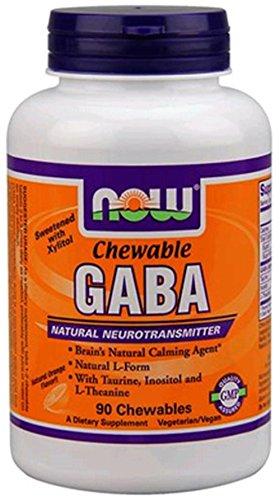 GABA 250mg saveur d'Orange 90