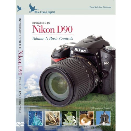 Introduction to the Nikon D90, Vol. 1: Basic Controls