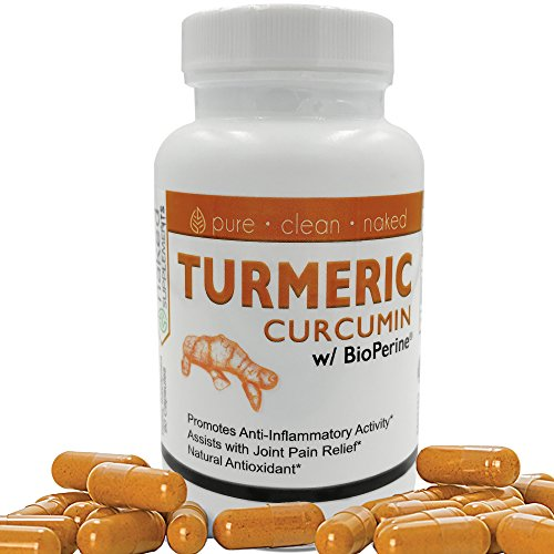 Best Turmeric Curcumin w/ Bioperine. Award Winning_Professional Strength -95% Curcuminoids. Doctor Formulated. Non-GMO, Vegan, GF, NO Fillers or Binders. Backed by Research. 3rd Party Tested.