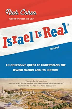 Amazon israel is real an obsessive quest to understand the israel is real an obsessive quest to understand the jewish nation and its history 1st edition kindle edition fandeluxe Epub