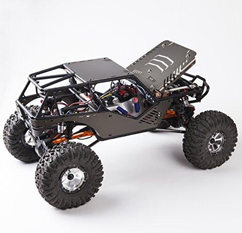 New Design Axial Wraith Aluminum Body Panel Kit Anodizing