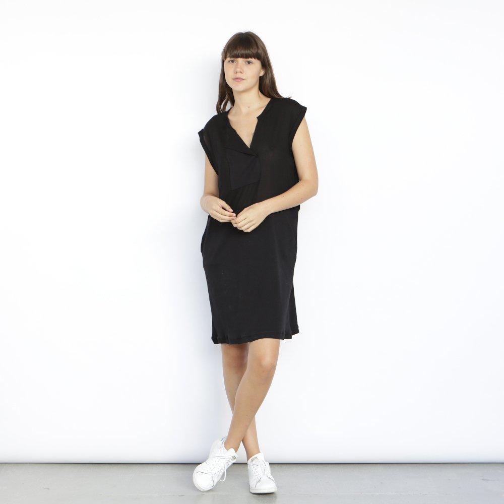 Christmas sale: kitted dress,Black knit dress,Black summer dress, Black.