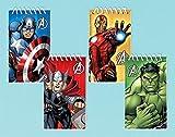 Avengers Assemble Notepads Assorted (12)