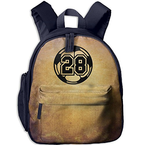 CharmCAT 28 Soccer Vector TAS Lightweight Kids School Backpacks - Beach North Nz