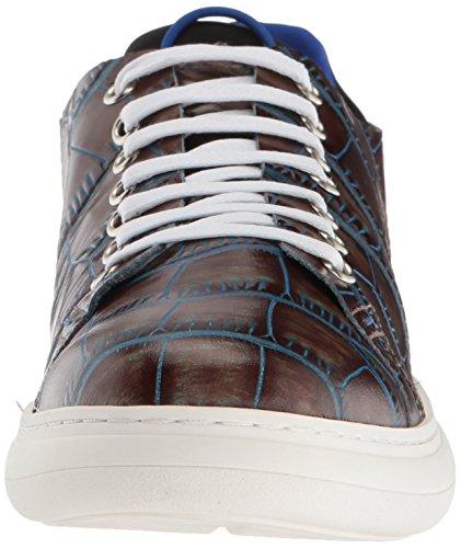 Donald J Pliner Mens Forare Sneaker Marrone