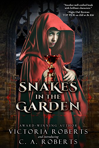 Snakes in the Garden - Victoria Ca Gardens