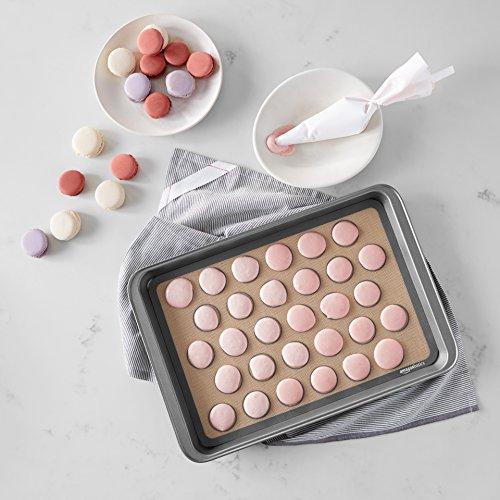 AmazonBasics Silicone Macaron Baking Mat - 2-Pack by AmazonBasics (Image #2)