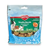 Kaytee 100037504 Timothy Biscuits Baked Treat, 4Oz Bag