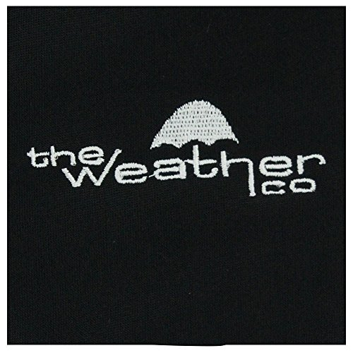 The Weather Apparel Co Poly Flex Golf Vest 2017 Women Black/White Large by The Weather Apparel Co (Image #3)