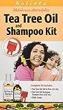 Holista Tea Tree Oil and Shampoo Kit