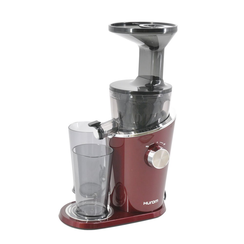 "HUROM Slow Juicer""Advanced 100"" (Deep Wine)【Japan Domestic Genuine Products】【Ships from Japan】"