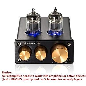 Douk Audio Nobsound NS-10P Mini Vacuum Tube Preamp Audio Hi