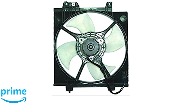 OE Replacement Condenser Fan Assembly Partslink Number HO3113128