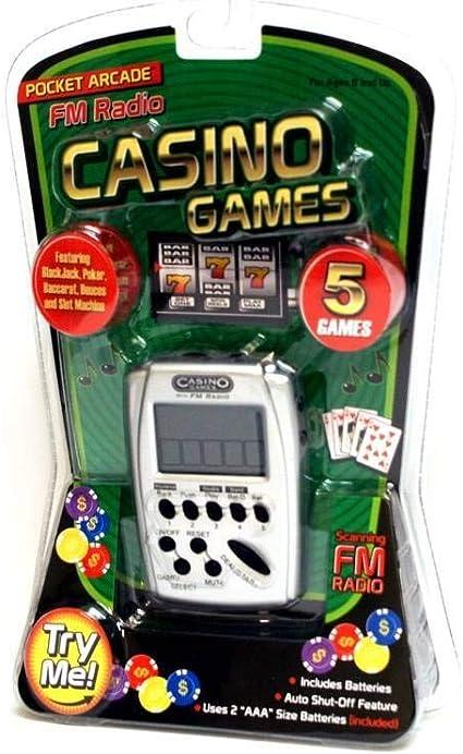 gambling electronic game