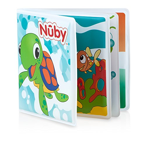 Nuby Bath Book (Best Nuby Baby Bath Products)