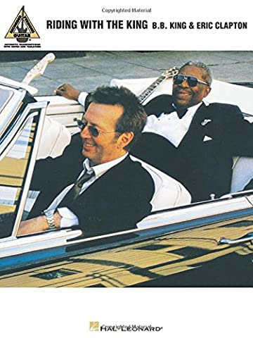 B.B. King & Eric Clapton - Riding with the King (Guitar Recorded Version) - Eric Clapton Songbook