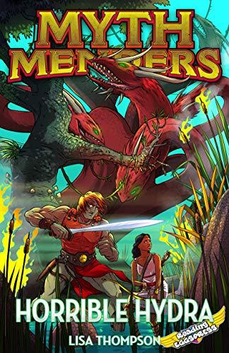 Horrible Hydra (US version) (Myth Menders Book 7)