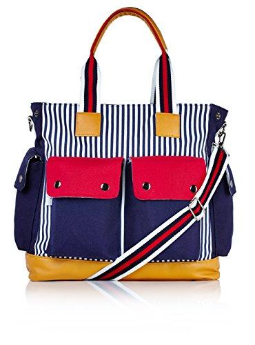 Doting Mum s 10 Pocket Premium Diaper Bag Baby Bag ideal for Boys   Girls  Baby s Organiser 34875259cb343