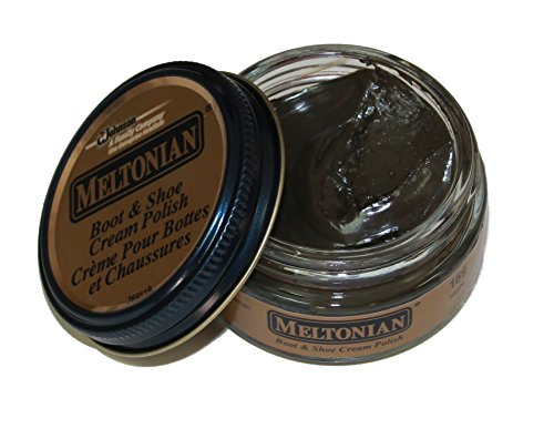 Meltonian Shoe Cream Leather Boot Polish 35 Colors 155 Oz Jar 169