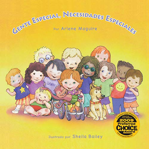 Gente Especial, Necesidades Especiales: Spanish Edition of Special People, Special Ways Arlene Maguire