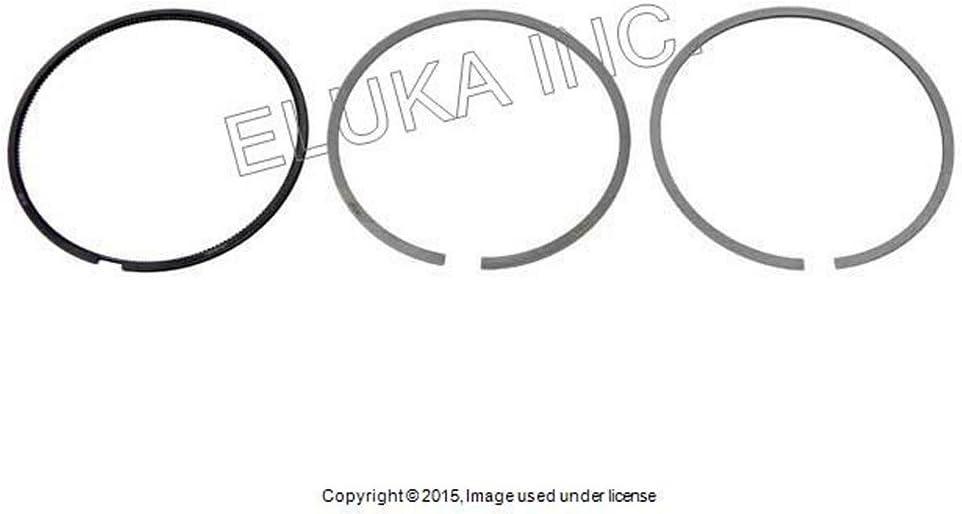 530i 330Ci 330i 330xi X5 3.0i 530i X3 3.0i Z4 3.0i Z3 3.0i BMW OEM Crankshaft-Pistons Piston Ring Set 84.00 Mm Standard