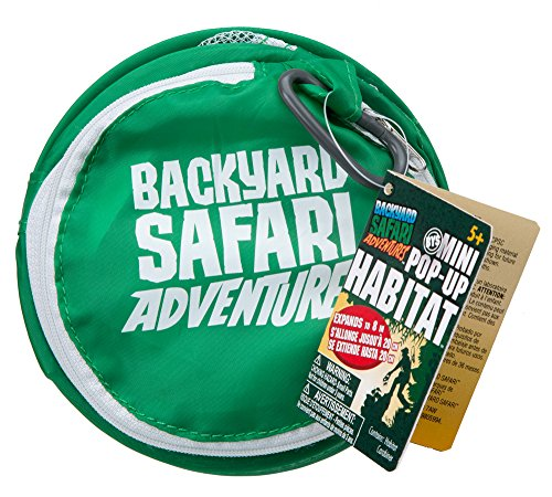 Backyard Safari Mini Pop Up -