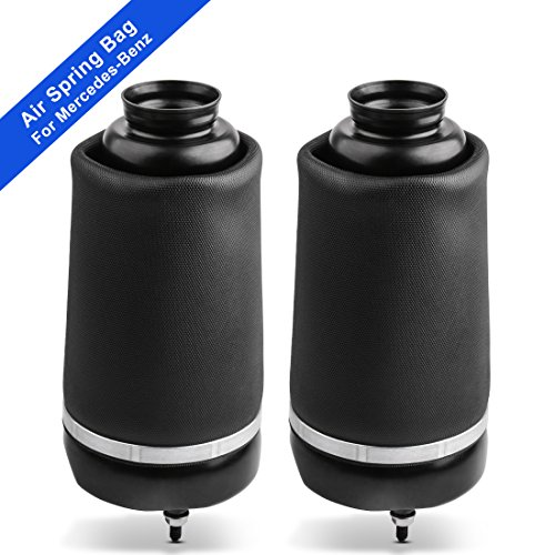 Price comparison product image 2PCS L+R Front Air Suspension Spring Bag Fit for Mercedes X164 ML GL 320 350 450 550