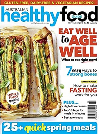 Amazoncom Healthy Food Guide Kindle Store