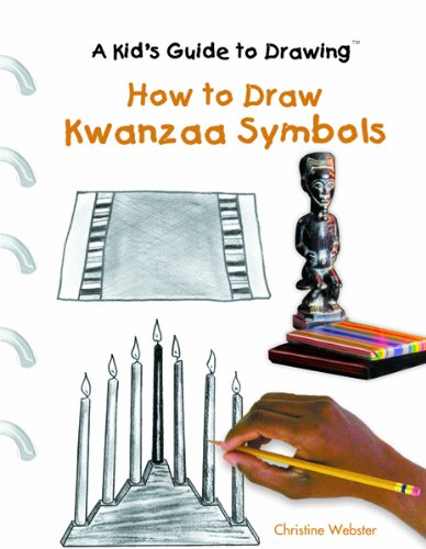 How to Draw Kwanzaa Symbols (A Kid's Guide to Drawing)