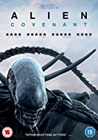 Alien Covenant DVD & 4K UHD